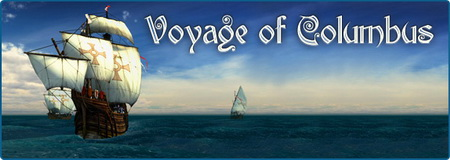 Voyage of Columbus 3D Screensaver v1.0