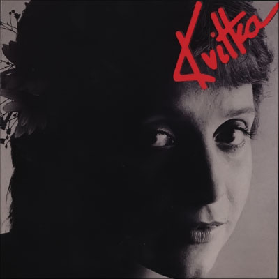 Kvitka Cisyk - Songs of Ukraine (Пісні з України) (1980)